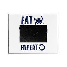 Eat Sleep Taekwondo Picture Frame