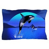 Swimming pillow case Bedroom Décor