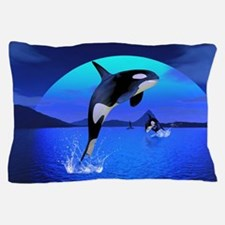 Orca Pillow Case