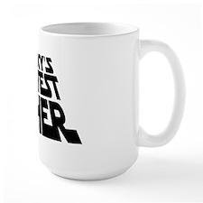 Galaxy's Greatest Father Mug