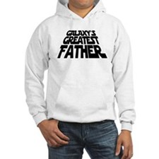 Galaxy's Greatest Father Hoodie