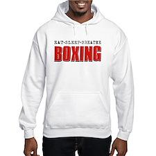 Eat Sleep Boxing Hoodie