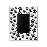 Many Paw Prints Picture Frame