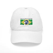 Eat Sleep Brazilian Jiu Jitsu Baseball Cap