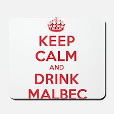 K C Drink Malbec Mousepad