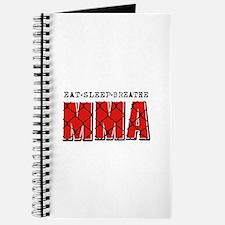 Eat Sleep MMA Journal