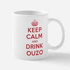 K C Drink Ouzo Mug