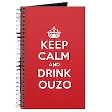 K C Drink Ouzo Journal
