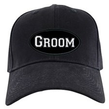 Unique The groom Baseball Hat