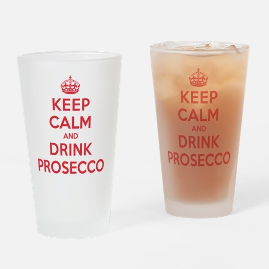 K C Drink Prosecco Drinking Glass