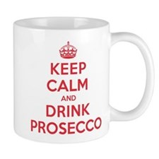 K C Drink Prosecco Mug