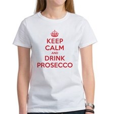 K C Drink Prosecco Tee
