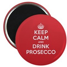 K C Drink Prosecco Magnet