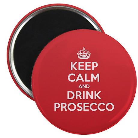 K C Drink Prosecco Magnet