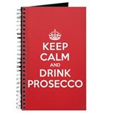 Prosecco Journals & Spiral Notebooks