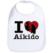 Aikido Heart Designs Bib