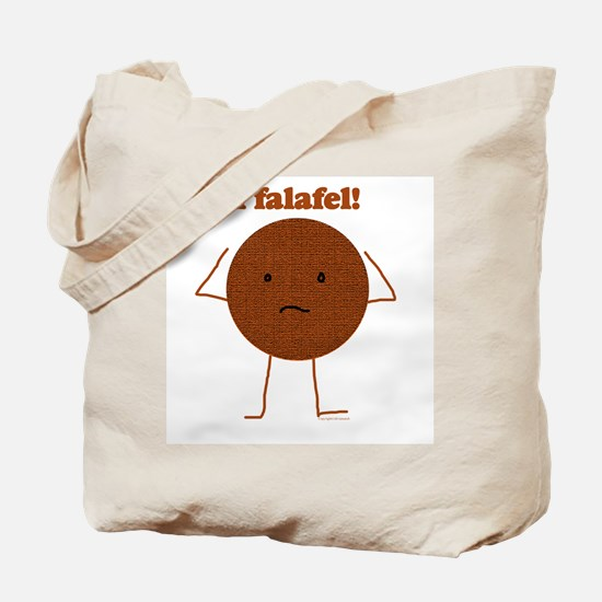 I Falafel! Tote Bag