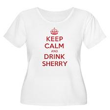 K C Drink Sherry T-Shirt