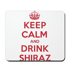 K C Drink Shiraz Mousepad