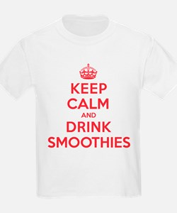 K C Drink Smoothies T-Shirt