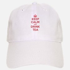 K C Drink Tea Baseball Baseball Cap