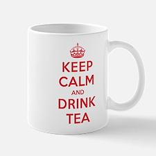K C Drink Tea Mug