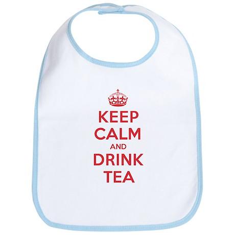 K C Drink Tea Bib