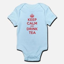 K C Drink Tea Infant Bodysuit