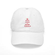 K C Drink Tequila Baseball Cap