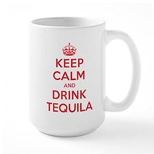K C Drink Tequila Mug