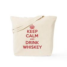 K C Drink Whiskey Tote Bag