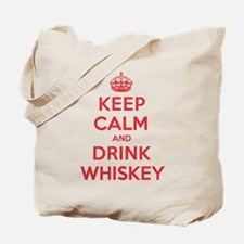 K C Drink Whiskey Tote Bag