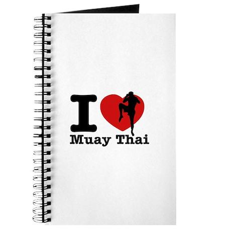 Muay Thai Heart Designs Journal