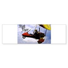 High Flyer Bumper Stickers