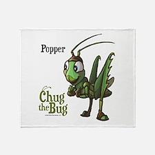 Popper Throw Blanket