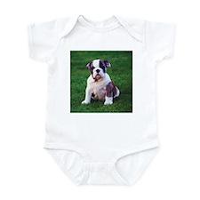 Cute Bulldog Infant Bodysuit