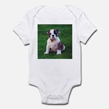 Cute Bulldog Infant Bodysuit