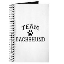 Team Dachshund Journal