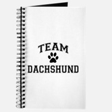 Team Dachshund Journal