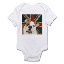 English Bulldog Onesie