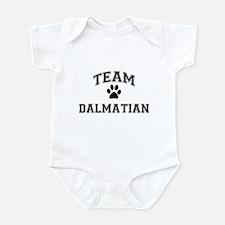 Team Dalmatian Infant Bodysuit