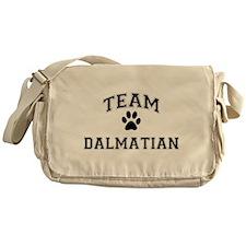 Team Dalmatian Messenger Bag