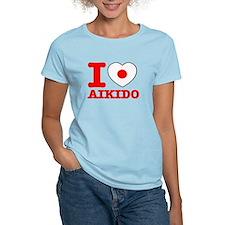 Aikido Flag Designs T-Shirt