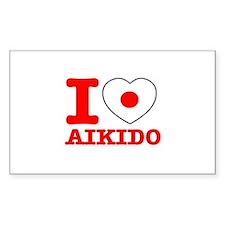 Aikido Flag Designs Decal
