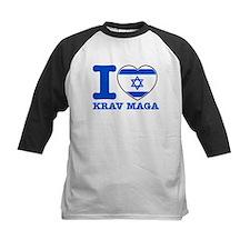 Krav Maga Flag Designs Tee