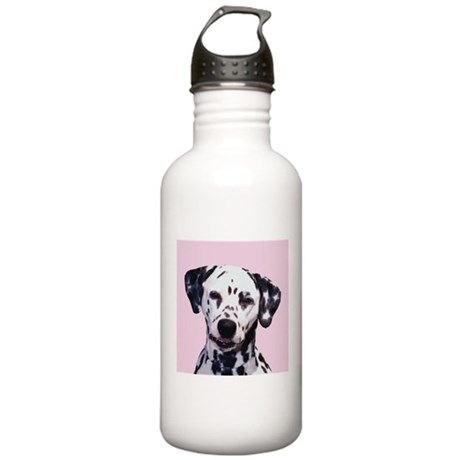 Cute Dalmatian Stainless Water Bottle 1.0L