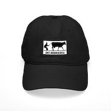 Ski Nebraska Baseball Hat