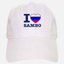 Sambo Flag Designs Baseball Baseball Cap