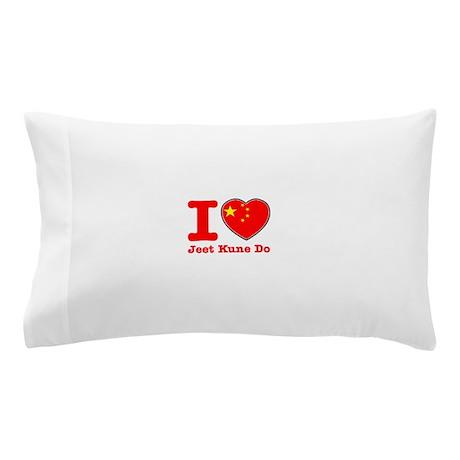 Jeet Kune Do Flag Designs Pillow Case