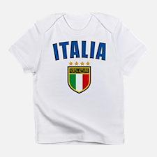 Italian World Cup Soccer Infant T-Shirt